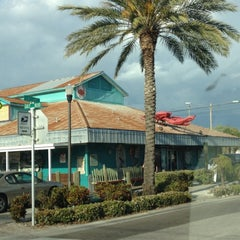 Photo taken at Crabby Bill's Seafood by Cyndee H. on 3/20/2012