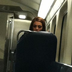 Photo taken at Metra Ho Ho Ho Train by iSapien 1. on 4/11/2012