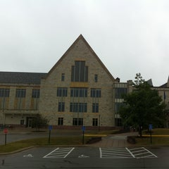 Photo taken at St Olaf College by Christopher P. on 9/18/2011