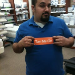 Photo taken at Brookstone by Dave B. on 1/8/2012