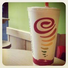 Photo taken at Jamba Juice by Nastasia M. on 8/2/2012
