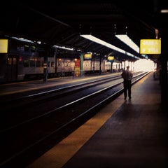 Photo taken at Ogilvie Transportation Center by Zeke F. on 5/15/2012