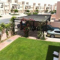 Photo taken at Al Hamra Village by Nahid . on 5/8/2012