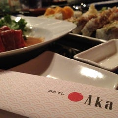 Aka sushi house greenway upper kirby houston tx for Aka japanese cuisine houston tx