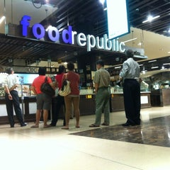 Photo taken at Food Republic by Malaysia M. on 5/21/2012