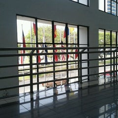 Photo taken at Universidad Peruana de Ciencias Aplicadas - UPC by Luiggi V. on 11/13/2011