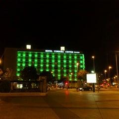 Photo taken at Hotel Córdoba Center by manu on 8/17/2012