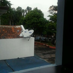 Photo taken at Polwiltabes Bandung by Yogie H. on 9/20/2011