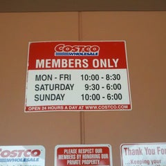 Photo taken at Costco by Comic-Con G. on 8/3/2012