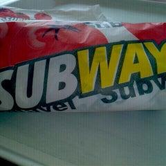 Photo taken at Subway by Loriane F. on 5/17/2012