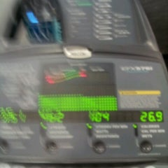 Photo taken at 24 Hour Fitness by Andria L. on 7/12/2012