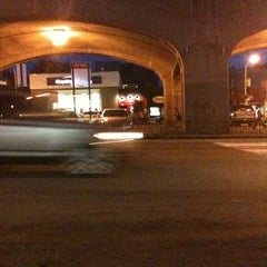 Photo taken at Queens Blvd by Jeanmarie E. on 8/31/2011