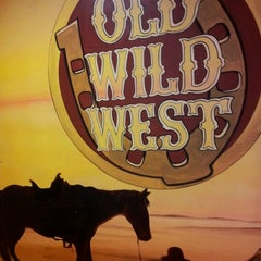 Photo taken at Old Wild West by Alberto D. on 4/28/2012