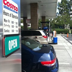 Photo taken at Costco Gas by vmcampos on 3/21/2011