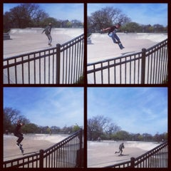 Photo taken at Wilson Skate Park by Dally D. on 4/7/2012