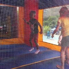 Photo taken at Houston Children's Festival by Glen G. on 3/31/2012