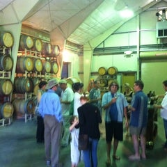 Photo taken at Mayo Family Winery by Ana Lucia N. on 7/31/2011