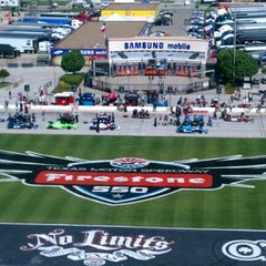 "Photo taken at Texas Motor Speedway by Derek ""D-Rock"" W. on 6/8/2012"