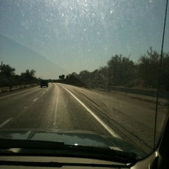 Photo taken at I-10 South by Eva G. on 12/25/2011