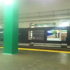 Photo taken at MBTA Hynes Convention Center Station by Graham E. on 9/30/2011