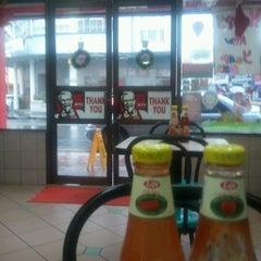 Photo taken at KFC by Aestivalis P. on 12/27/2011
