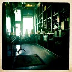 Photo taken at Tealuxe by Oana on 5/7/2012