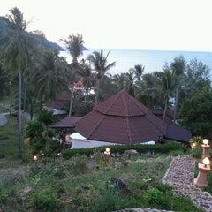 Photo taken at Aiyapura Resort & Spa by Banchuab P. on 12/17/2011