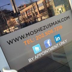 Photo taken at Moshe Zusman Photography Studio by John F. on 2/15/2012