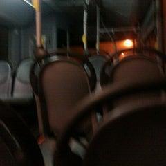 Photo taken at Bus 49 | Geraardsbergen > Herzele > Gent Sint-Pietersstation by Robin G. on 11/18/2011
