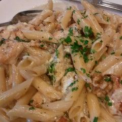 Photo taken at Basta Pasta by Aaron F. on 9/17/2011