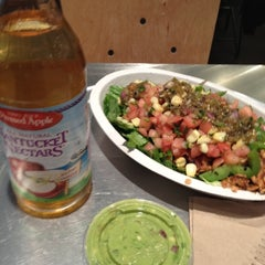 Photo taken at Chipotle Mexican Grill by Greg S. on 3/30/2012