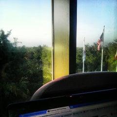 Photo taken at TAMIU Killam Library by Alberto C. on 7/6/2012