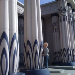 Photo taken at Rosicrucian Egyptian Museum by Zoie O. on 1/8/2012