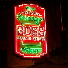 Photo taken at Boss Bar by Shamrock B. on 9/20/2011