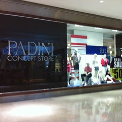 Photo taken at Padini Concept Store by Miky 心. on 7/19/2011