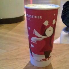 Photo taken at Starbucks by Debbie L. on 1/3/2012