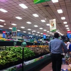 Photo taken at Supermercado Nacional by Hipolito D. on 1/7/2011