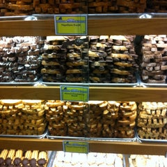 Photo taken at Madonia Bakery by Jimin K. on 11/20/2011