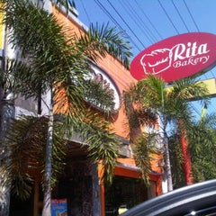 Photo taken at Rita Bakery by Vivanto A. on 7/5/2012