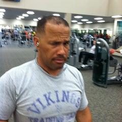 Photo taken at LA Fitness by John K. on 6/14/2012