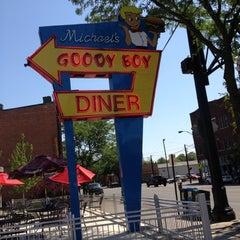 Photo taken at Michael's Goody Boy by Scott W. on 5/18/2012