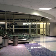 Photo taken at Terminal E by James M. on 3/16/2012