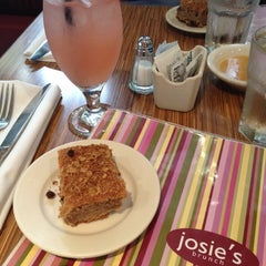 Photo taken at Josie's West by Tricia G. on 7/15/2012