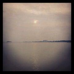 Photo taken at Batu 4 PD Beach by Zairiel Z. on 6/30/2012