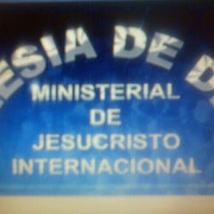 Photo taken at Iglesia Ministerial de Jesucristo Internacional by Lina S. on 4/10/2012