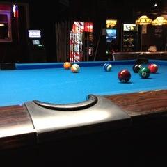 Photo taken at Eastside Billiards & Bar by Cristina R. on 7/28/2012