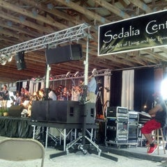 Photo taken at The Sedalia Center by Jeff S. on 8/25/2012