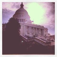 Photo taken at U.S. Capitol - Senate by Annie B. on 3/8/2012