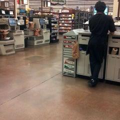 Photo taken at Fry's Marketplace by Zach G. on 4/26/2012