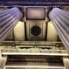 Photo taken at Journalism Library at Columbia by Armando C. on 2/12/2012